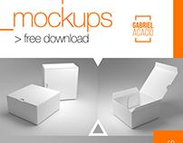 Free Mockups 3D Bundle V1