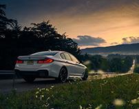 BMW Summer Road Trip