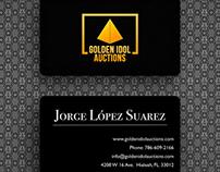 Golden Idol Auctions