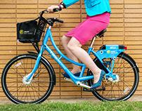 Bruin Bike Share Branding