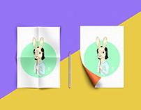 Child Rabbit