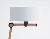 TWR-021 Lamp