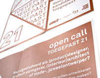 Open Call Toegepast 21