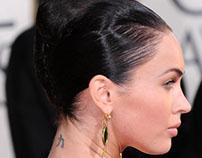 Những Hình Xăm Ý Nghĩa Của Megan Fox