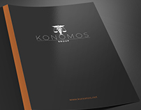 Konomos Group - Identity