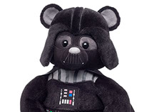 Star Wars Build-A-Bear Designs