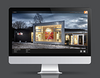 ATRIO Arkitekter - Webdesign