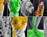 Color Liquid