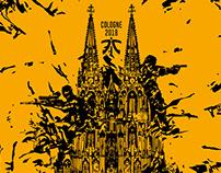 Fnatic @ ESL Cologne 2018