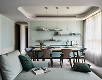 Moodlit Design|Serendipity-Green