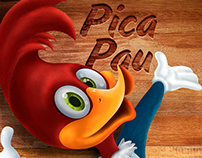 Woody Woodpecker (Pica-Pau)