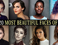 "TC Candler reveals ""100 Most Beautiful Faces"""