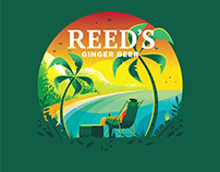 Reed's Ginger Beer Pitch