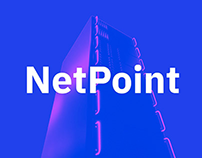 Redesign & front-end for a colocation center NetPoint