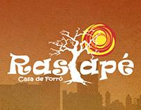 Rastapé Casa de Forró Website