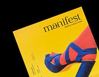 Manifest | Design and visual culture (Magazine)