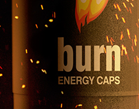 Burn Energy Caps