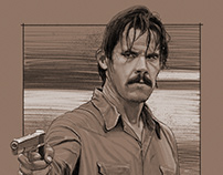 No Country project Sketches