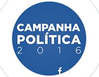 Campanha Política 2016 - Social Media