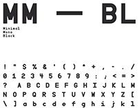 Minimal Mono — a free font