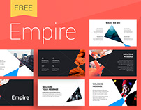 Empire presentation Template