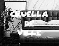 CRUELLA DE VILLE