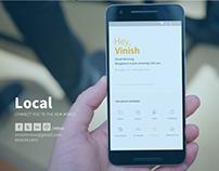 Concept app - Local
