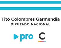 Campaña Elecciones PASO Pro - Cambiemos