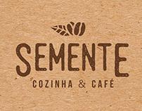 Semente - Cozinha & Café