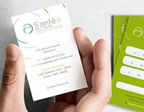 Santéa - Branding