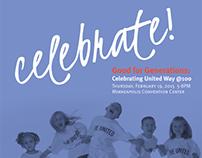 United Way Centennial Multi-Channel Design
