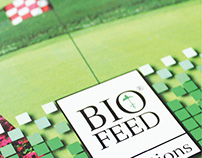 Website and Promotional Design - Biofeed Solutions