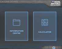 RAF: Operation X - Android Tablet app