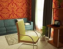 Interior Design (Minimalism)