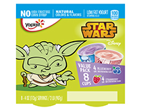 Yoplait Star Wars Kid Cup
