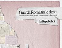 La Repubblica | Guarda Roma tra le righe