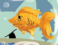 Gordon the Goldfish
