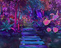 Trippy Jungle
