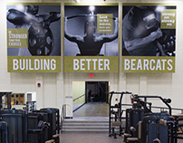 Northwest Branding - Foster Fitness Center