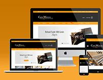 Cape Watch | Web Design