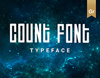 Count Font