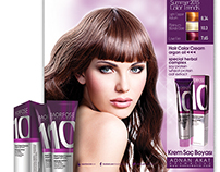 MORFOSE10 Hair Color Cream