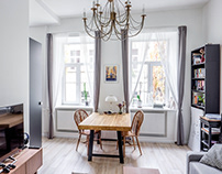 Private Apartment - Interior Photography Series