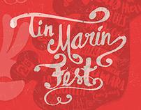 TIN MARÍN FEST CAMPAÑA SOCIAL