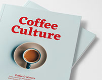 FREE Template - Coffee Culture Magazine