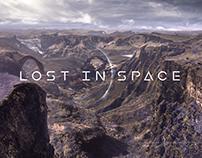 Lost in Space - Matte Paintings