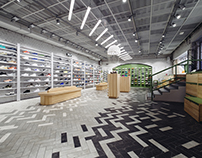 Launch of new specialty sneaker store DRoP!