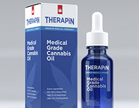 THERAPiN Medical Cannabis Branding