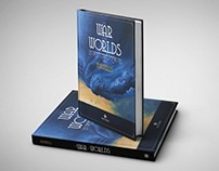 «The War of the Worlds» book cover design