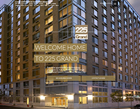 Luxury Apartments in Jersey City - 225 Grand St.